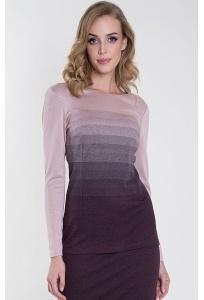 Приталенная женская блузка Zaps Sinope