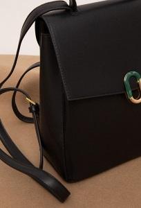 Элегантный рюкзак из гладкой экокожи Emka C041/format