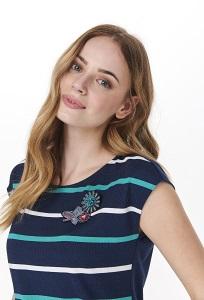 Блузка с коротким рукавом Sunwear B07-2-30