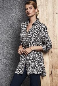Длинная женская рубашка Enny 260001