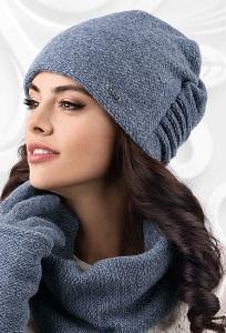 Женская трикотажная шапка Kamea Bollate