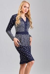 Платье TopDesign B8 036