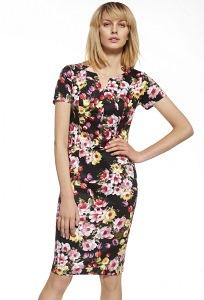 Платье польского производства из хлопка Enny 230026