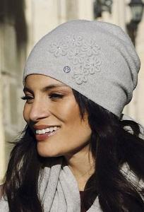Женская тонкая шапка-бандана Kamea Jaen