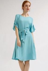 Хрен знает почему такое дорогое платье Emka PL878/sarana