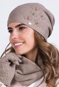 Женская одинарная шапка Kamea Zira