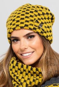 Женская шапка Kamea Boston