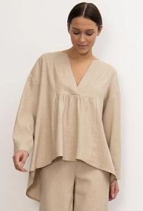 Роскошная блузка Emka B2594/waist