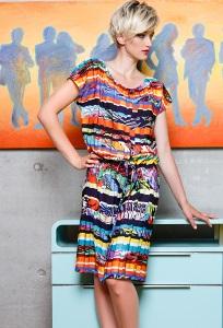 Летнее платье Flaibach 009S6