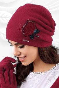 Женская шапка Kamea Rossano (несколько цветов)