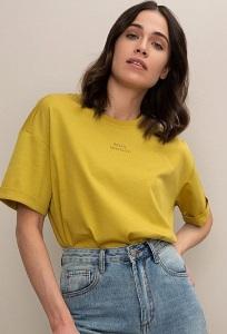 Базовая футболка из 100% хлопка Emka B2609/custom