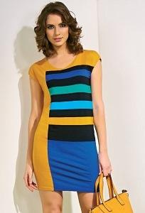 Летнее платье TopDesign A4 019
