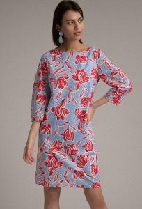 Лёгкое летнее платье Emka PL1103/garsia