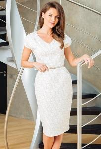 Летнее платье TopDesign Premium PA7 45