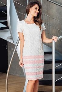 Летнее платье TopDesign PA7 48