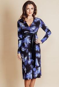Платье с TopDesign B6 042