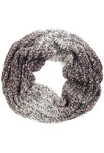 Коричневый шарф-снуд Conco Wear SN1608005