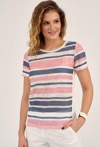 Летняя блузка в полоску Sunwear D07-3-11