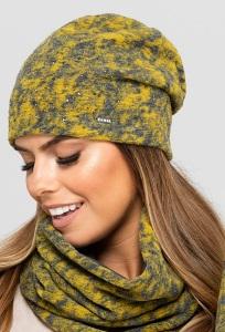 Женская шапка и снуд Kamea Austin