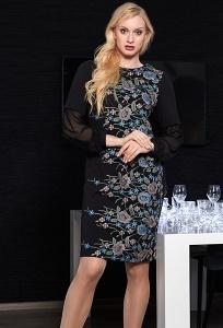 Женское платье TopDesign Premium PB9 41