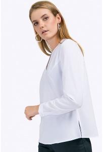 Белая блуза Emka B2263/petra