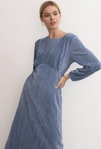 Роскошное платье А-силуэта Emka PL1138/bensan