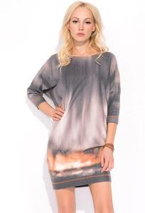 Туника-мини-платье Zaps Vanila