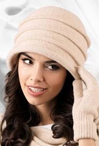 Женская трикотажная шляпка Landre Palermo