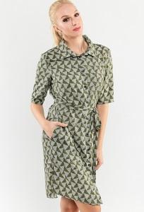 Платье-рубашка TopDesign Premium PA9 48