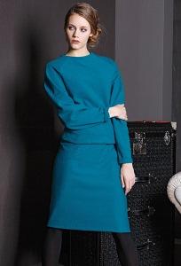 Хлопковая юбка Flaibach 088W7