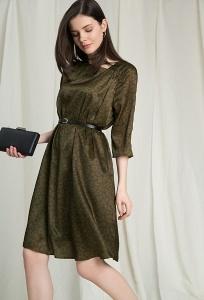 Нарядное платье А-силуэта Emka PL1081/floyd