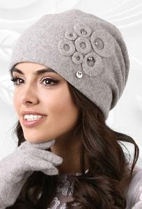 Женская шапка Kamea Nicea