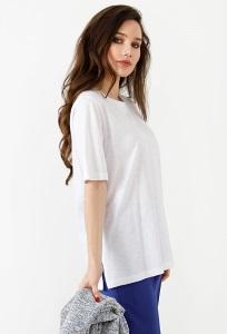 Трикотажная блуза TopDesign A21077