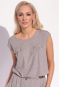 Летняя блузка без рукавов Zaps Tery