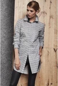 Женская туника-рубашка Emka 260014