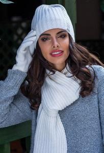 Женский зимний шарф Kamea