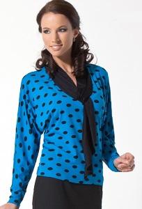 Раритетная блузка из коллекции 2012 года TopDesigm B2 164