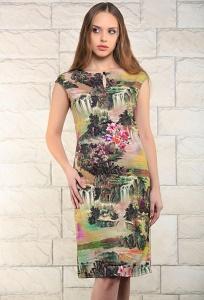 Летнее платье Issi Bravissimo 171502