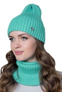 Комплект шапка + бафф Landre Брунилда