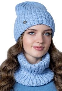 Комплект шапка+снуд Landre Джульетта