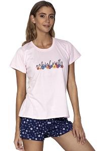 Пижама с шортами MyMaDo Flora