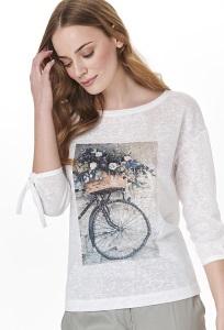 Лёгкая летняя блузка Sunwear B41-4-08