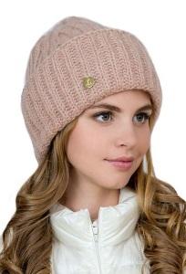 Женская мохеровая шапка Landre Эстель