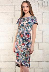 Женское летнее платье BravISSImo 171545