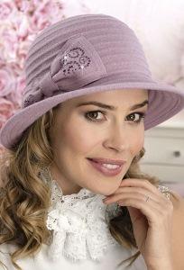 Женская шляпа с бантом Willi Peni