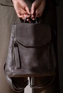Рюкзачок из мягкой экокожи Emka C029/noris