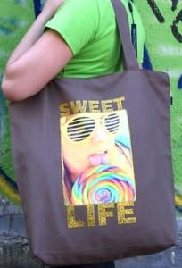 Стильная и практичная сумка Sweet Life