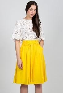 cf2e4a0c3de Жёлтая юбка Emka Fashion 247-filisi · Юбка до колена Emka Fashion 202-tanya