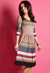 Платье TopDesign B5 040