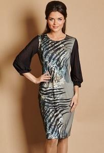 Платье TopDesign Premium PB5 24